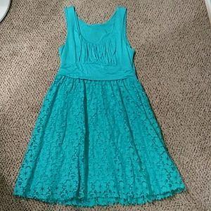 Maitai Modcloth Peppermint Iced Tea Dress